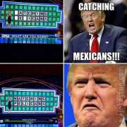Catching Mexicans...